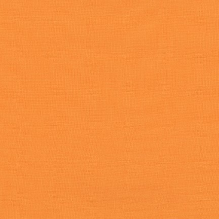 Robert Kaufman Kona Cotton Saffron