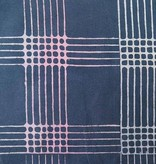 Andover Chroma by Alison Glass - Plaid Charcoal