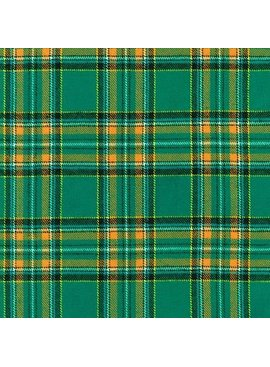 Robert Kaufman Highlander Flannel Green