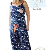 Moda SALE Sew To Grow Night Garden Pajama Set