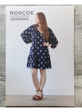 True Bias True Bias Roscoe Dress/Blouse Pattern