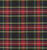 Robert Kaufman Highlander Flannel Black