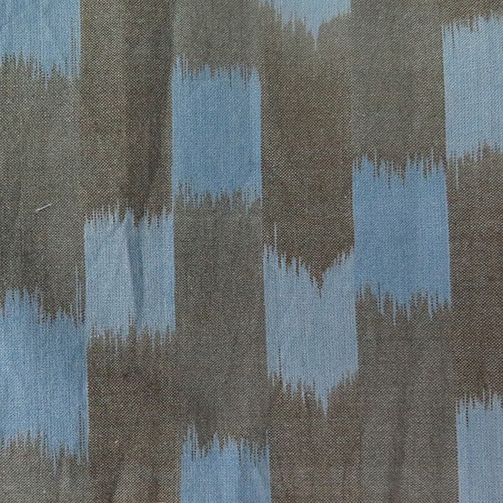 Andover Dream Weaves Blue Black Blocks