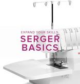 Modern Domestic MyBERNINA Serger Basic, Sunday, March 4, 2-4 pm