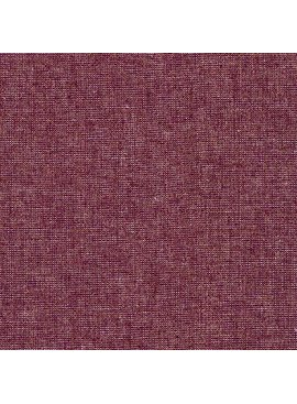 Robert Kaufman Essex Yarn Dyed Metallic Burgundy