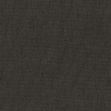 Robert Kaufman Moondust Metallic Black