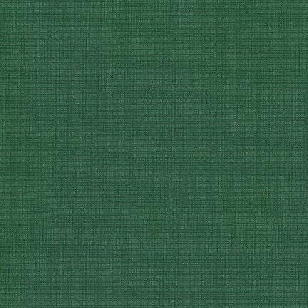 Robert Kaufman Moondust Metallic Emerald
