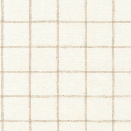 Robert Kaufman Essex Yarn Dyed Classic Wovens Tan