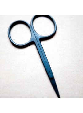 Merchant & Mills Merchant & Mills Wide Bow Black Scissors (scissor 14)