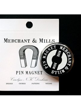 Merchant & Mills Merchant & Mills Pin Magnet