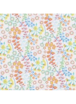 Liberty Art Fabrics Liberty Tana Lawn: Primula Blossom