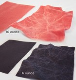 Carr Textiles Waxed Canvas Nautical Red TexWax 10.10oz