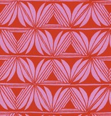 Cotton + Steel Santa Fe by Sarah Watts Pottery Pink Rayon