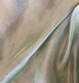 S. Rimmon & Co. Metallic Poly Chiffon Champagne