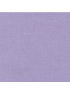 Robert Kaufman Kona Cotton Lilac