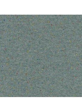 Robert Kaufman Speckle Cotton Jersey Charcoal