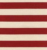 Robert Kaufman Sevenberry Canvas Prints 4 Red