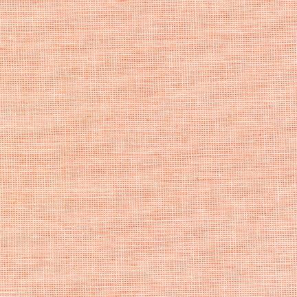 Robert Kaufman Essex Yarn Dyed Homespun Orangeade