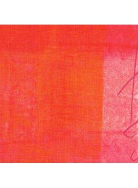 EE Schenck Nani Iro Linen Sheeting: Pipple Orange/Pink 100% Linen