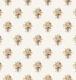 Cotton + Steel English Garden by Cotton + Steel/Rifle Paper Co. Bouquets Cream