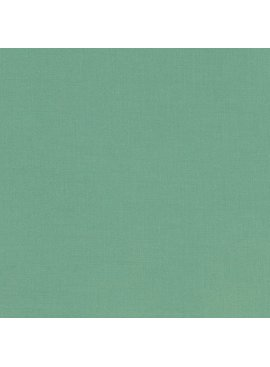Robert Kaufman Kona Cotton Old Green