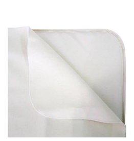 Naturepedic naturepedic flannel flat crib mattress protector pad