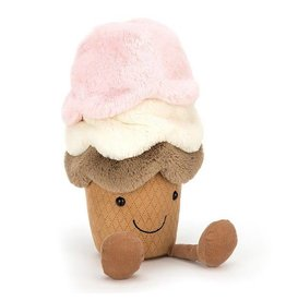 Jellycat jellycat amuseables ice cream - huge