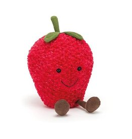 Jellycat by jellycat amuseables strawberry