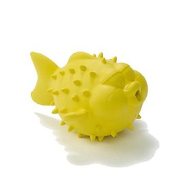 Begin Again begin again bathtub pals - puffer fish