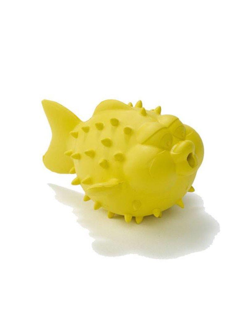 Begin Again begin again bathtub pals - puffer fish