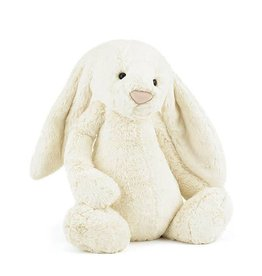 Jellycat jellycat bashful cream bunny - huge
