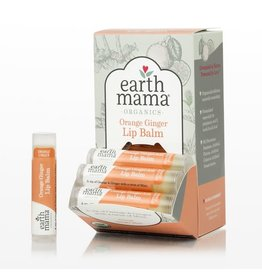 Earth Mama Organics earth mama organics lip balm - orange gingeraid