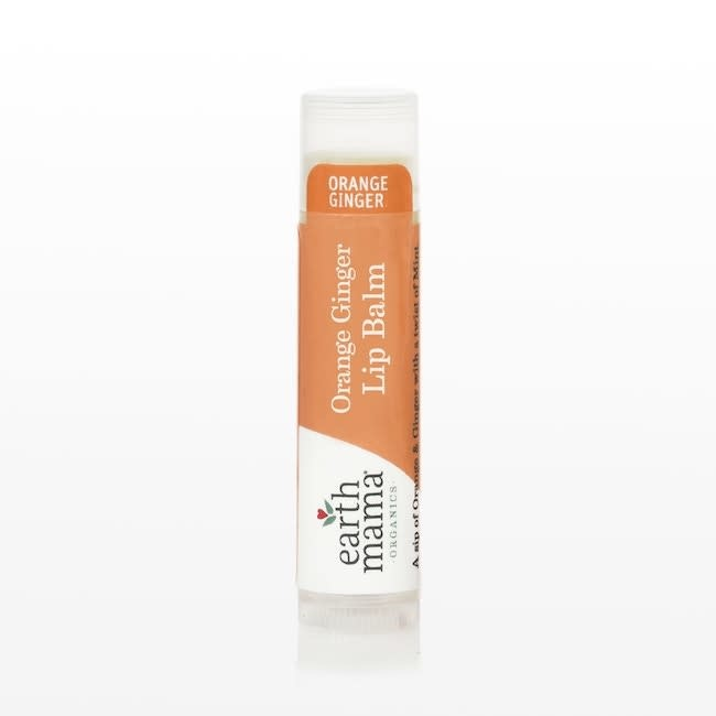 Earth Mama Organics earth mama organics lip balm - orange ginger