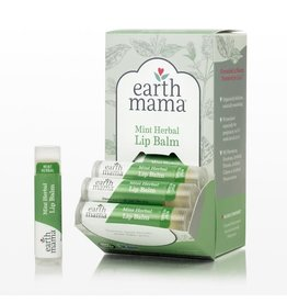 Earth Mama Organics earth mama organics lip balm - mint herbal