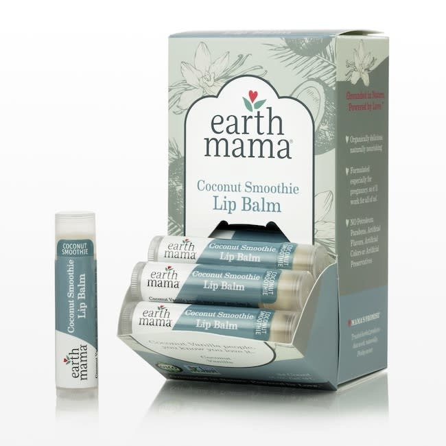 Earth Mama Angel Baby earth mama organics lip balm - coconut smoothie