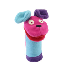 Cate & Levi cate & levi softy fleece puppet - pretty dog