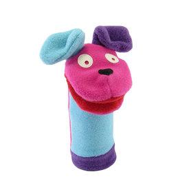 Cate & Levi cate & levi softy fleece puppet - pretty dog
