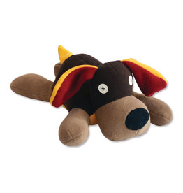 Cate & Levi cate & levi softy fleece stuffed animal - dog