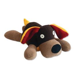 Cate & Levi cate & levi softy fleece stuffed animal - dog