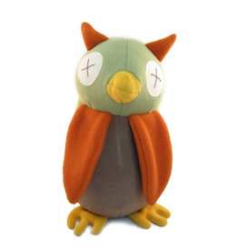 Cate & Levi cate & levi softy fleece stuffed animal - owl