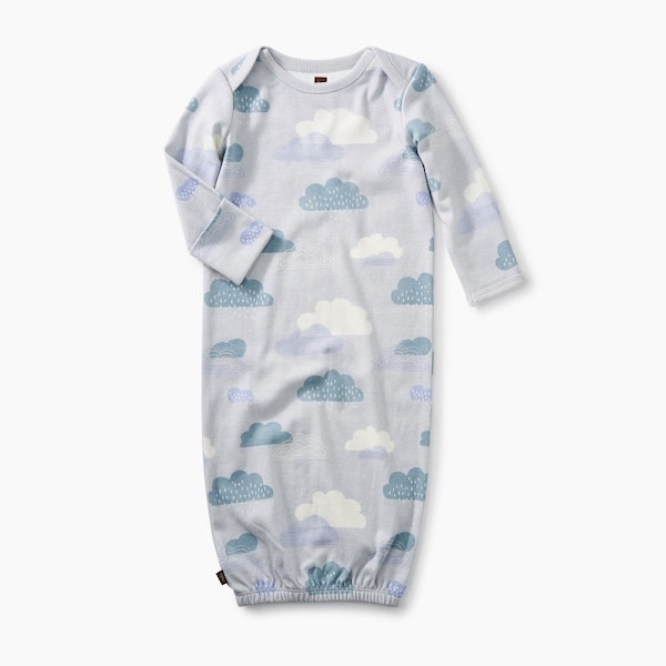 Tea Collection tea collection gown - clouds NB