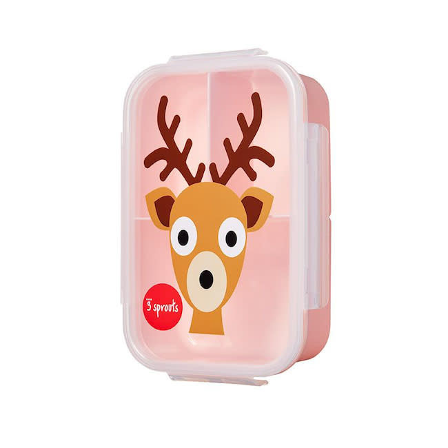 3 Sprouts 3 sprouts bento box - deer