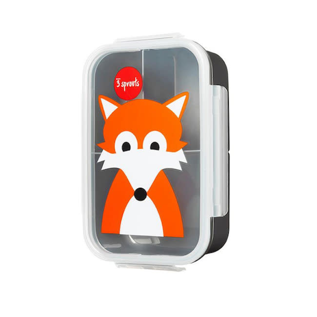 3 Sprouts 3 sprouts bento box - fox