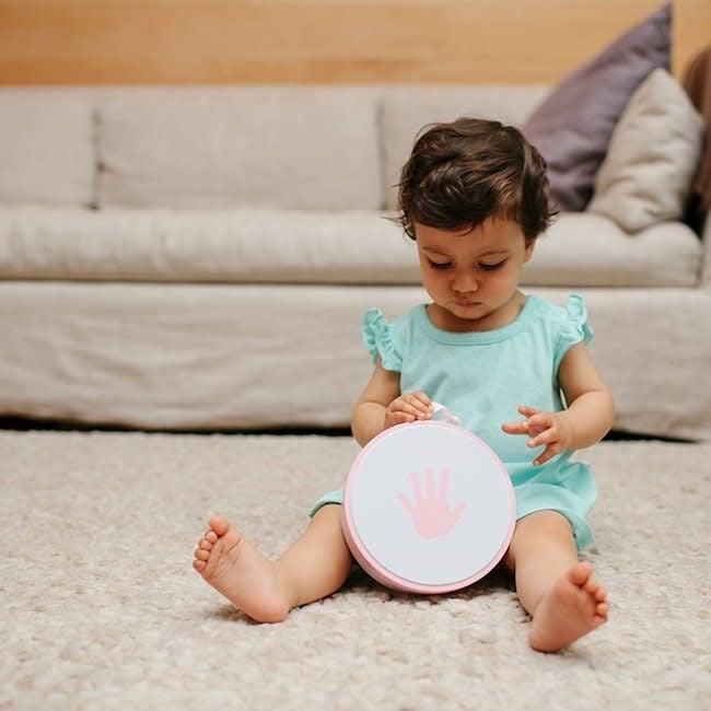Pearhead pearhead babyprints my little babyprints tin - pink