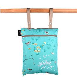 Colibri colibri double duty wet bag - coastal