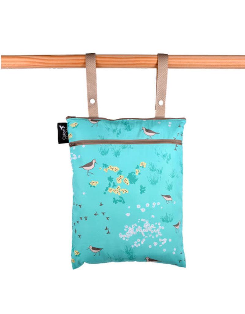 Colibri colibri double duty wet/dry bag - coastal