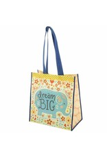 Karma karma recycled large gift bag - elephant