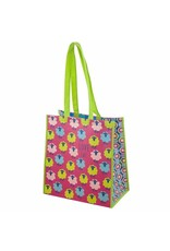 Karma karma recycled large gift bag - love ewe