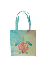 Karma karma recycled market tote - turtle