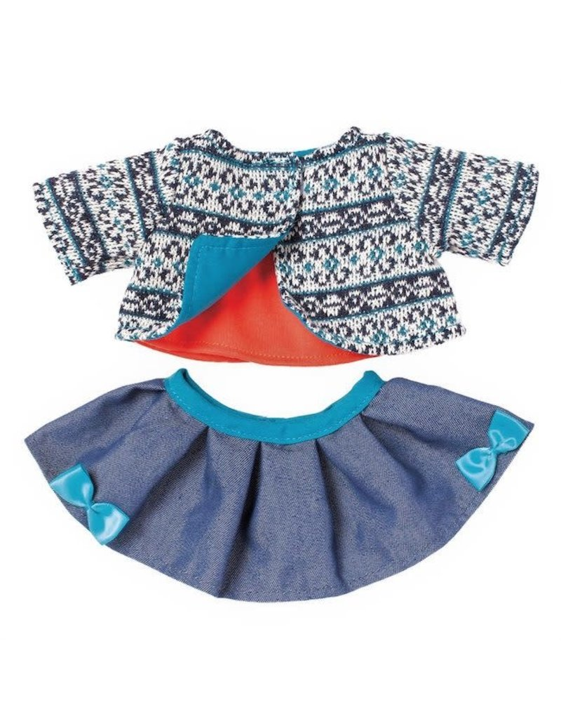 Manhattan Toy baby stella cozy chic outfit